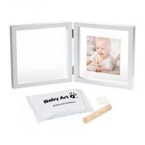 Baby Art Kahepoolne mälestusjäljega pildiraam