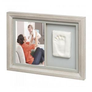 Baby Art Tiny Touch Käe ja jalatalla mälestusjälje loomise komplekt