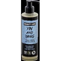 Beauty Jar YIN AND YANG - Balanseeriva toimega šampoon rasustele juustele 250ml
