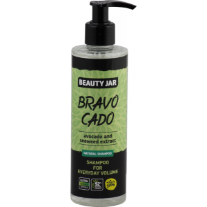 Beauty Jar BRAVOCADO - Shampoo for everyday volume 250ml.
