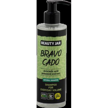 Beauty Jar BRAVOCADO - Shampoo for everyday volume 250ml.
