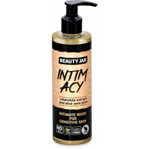 Beauty Jar INTIMACY - Intiimhügieeni geel 250ml