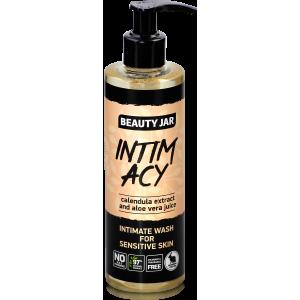 Beauty Jar INTIMACY - Intiimhügieeni geel 250ml