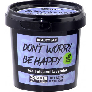 Beauty Jar DON'T WORRY, BE HAPPY-Vannisool, 200g