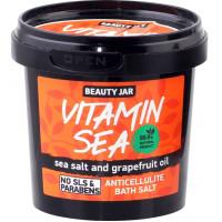 "Beauty Jar ""Vitamin sea»- tselluliidivastane vannisool 200g"