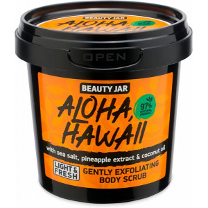 Beauty Jar ALOHA, HAWAII-õrn kehakoorija,200g
