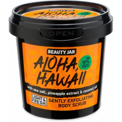 """Beauty Jar """"Aloha, Hawaii""""-õrn kehakoorija 200g"""