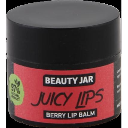 "Beauty Jar ''Juicy lips"" marjahuulepalsam 15ml"