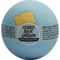 Beauty Jar «Blue lagoon» - kakaovõiga vannipall 150g