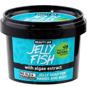 """Beauty Jar """"Jelly fish»- seebitarretis kätele ja kehale 130g"""