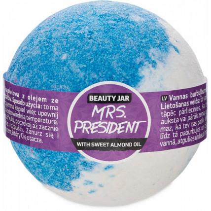 "Beauty Jar "" Mrs.President""-vannipall magusa mandliõliga 150g"