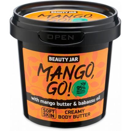 Beauty Jar «Mango, go!»- kehavõie 135g