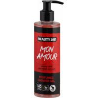 """Beauty Jar """"Mon amour»- parfümeeritud dušigeel 250ml"""