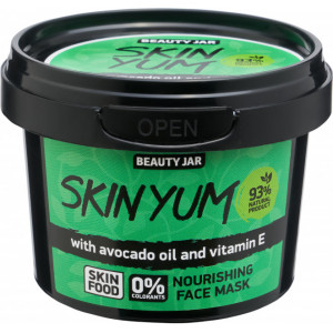 Beauty Jar SKIN YUM-toitev näomask 100g
