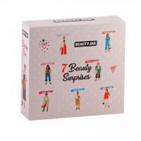 """Beauty Jar """"7 BEAUTY SURPRISES""""-kinkekomplekt 1tk"""