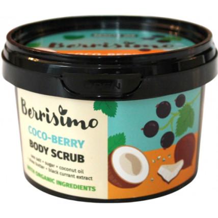 Beauty Jar Coco-berry kehakoorija 350g