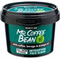 Beauty Jar Mr.Coffee Bean detox näokoorija 50g