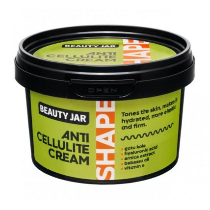 Beauty Jar SHAPE tselluliidivastane kreem 380ml