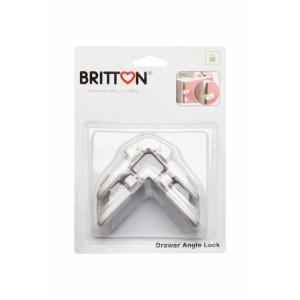 Britton B1808 Väljatõmmatavate sahtlite lukk