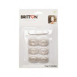 Britton B1811 Pistikukaitsmed 6 tk.