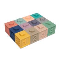 Canpol Babies 79/102 Värvilised sensoorsed kuubikud