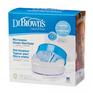 Dr.Browns 806 kaanega sterilisaator mikrouuni
