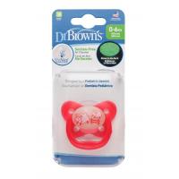 Dr.Browns PV11007 pimedas helendav lutt, 0-6 kuust., roosa