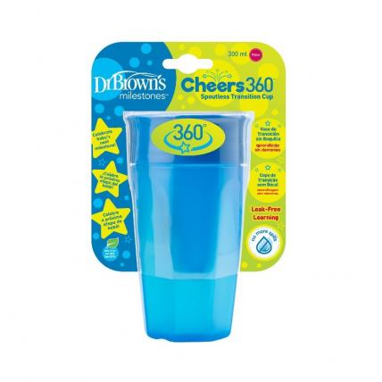 Dr.Browns TC01040 joogikruus , 300ml, sinine