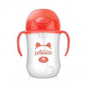 Dr.Browns TC91013  Kõrre ja raskusega joogikruu