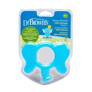 Dr.Browns TE002 silikoonist pehme närimisvahend