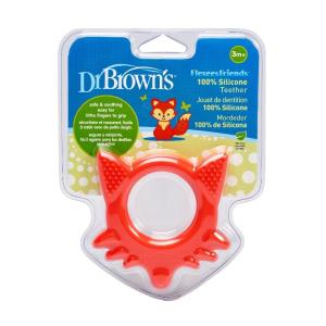 Dr.Browns TE003 silikoonist pehme närimisvahend