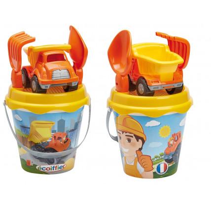 Ecoiffier 8/736S Liivakasti mänguasjad