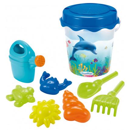Ecoiffier 8/806S Liivakasti mänguasjad