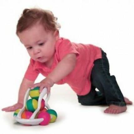 Fat Brain Toys FA106-1 Veeretatav mänguasi