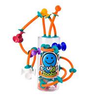 Fat Brain Toys FA194-1 Siikoonist konstruktor iminappadega