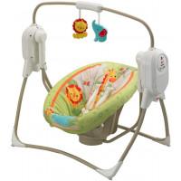 Fisher Price BFH05 Arendavate mänguasjadega lamamistool / kiiktool