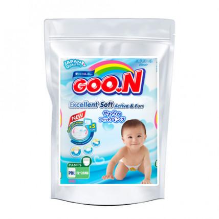 Püksmähkmed Goo.N PBL girl 12-20kg tootenäidis 3tk