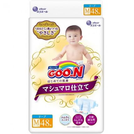 Mähkmed Goo.N Marshmallow Premium M 6-11kg