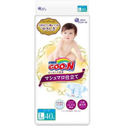 Mähkmed Goo.N Marshmallow Premium L 9-14kg