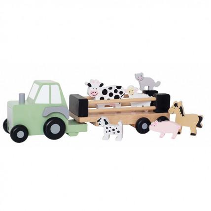 JaBaDaBaDo W7151 Traktor