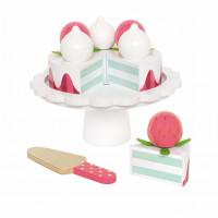 JaBaDaBaDo W7162 Puidust maasikamaitseline tort