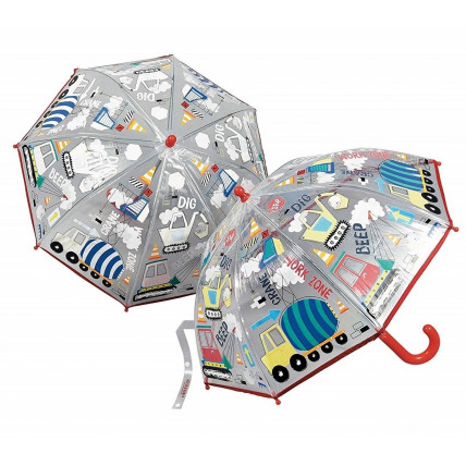 Floss Rock 37P3097 Värvimuutev vihmavari