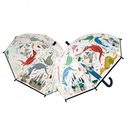 Floss Rock 41P3649 Värvimuutev vihmavari