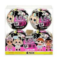 LOL Surprise Remix Fan Club 422563 Uuesti välja antud nukud