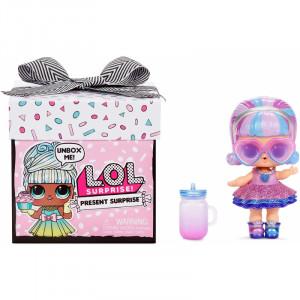 LOL Surprise Present Surprise Doll Üllatusnukk