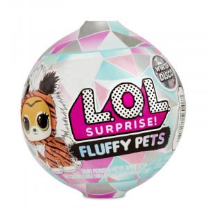 LOL Surprise Fluffy Pets Üllatusloom