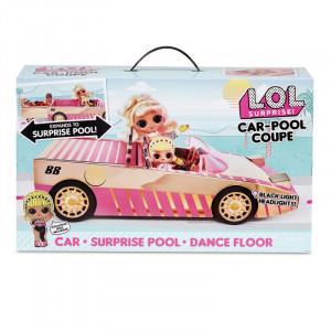 LOL Surprise Car Auto - bassein