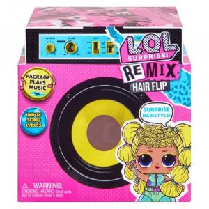 LOL Surprise Hair Flip Dolls Üllatusnukk
