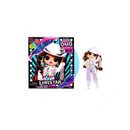 LOL Surprise Doll Lonestar Nukk