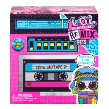 LOL Surprise Remix Pets Loom